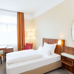 Отель Nh Belvedere Вена комната для гостей фото 3