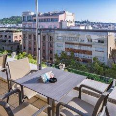 Отель Serhs Rivoli Rambla Барселона балкон