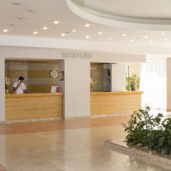 Alpinus Hotel интерьер отеля