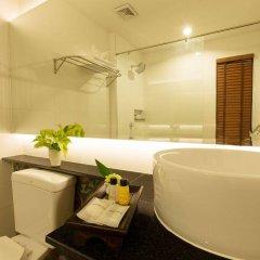 Ansino Bukit Hotel ванная фото 2