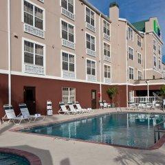 Отель Holiday Inn Express & Suites Sarasota East бассейн фото 3