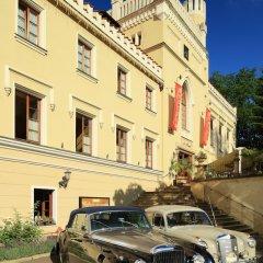 Отель Chateau St. Havel - wellness Hotel Чехия, Прага - отзывы, цены и фото номеров - забронировать отель Chateau St. Havel - wellness Hotel онлайн городской автобус