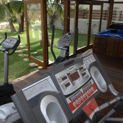 Отель Villas Can Lluc фитнесс-зал фото 2