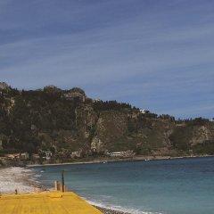 Diamond Hotel And Resort Naxos Taormina Таормина пляж