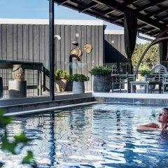 Отель Arken Hotel & Art Garden Spa Швеция, Гётеборг - отзывы, цены и фото номеров - забронировать отель Arken Hotel & Art Garden Spa онлайн бассейн фото 2