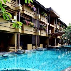Отель The Pool Villas by Deva Samui Resort Таиланд, Самуи - отзывы, цены и фото номеров - забронировать отель The Pool Villas by Deva Samui Resort онлайн бассейн
