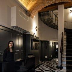 Отель The FRAME Hotel Италия, Флоренция - отзывы, цены и фото номеров - забронировать отель The FRAME Hotel онлайн интерьер отеля фото 3