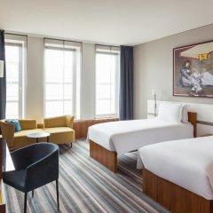 Отель Sofitel Berlin Kurfuerstendamm Германия, Берлин - 2 отзыва об отеле, цены и фото номеров - забронировать отель Sofitel Berlin Kurfuerstendamm онлайн комната для гостей фото 3
