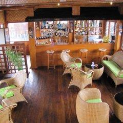 Отель Paradise Inle Resort гостиничный бар