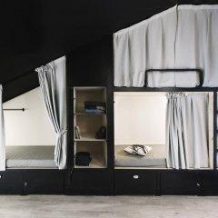 Гостиница Sputnik Hostel & Personal Space в Москве 11 отзывов об отеле, цены и фото номеров - забронировать гостиницу Sputnik Hostel & Personal Space онлайн Москва сейф в номере