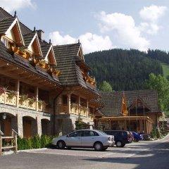 Отель Grand Nosalowy Dwór Польша, Закопане - отзывы, цены и фото номеров - забронировать отель Grand Nosalowy Dwór онлайн парковка