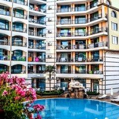 Отель Karolina complex балкон