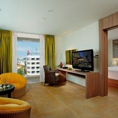 Centara Pattaya Hotel комната для гостей фото 4