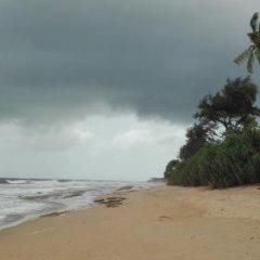 Отель Lucas Memorial Шри-Ланка, Косгода - отзывы, цены и фото номеров - забронировать отель Lucas Memorial онлайн пляж фото 2