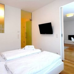 Апартаменты Vienna Residence Stylish Apartment for two People in the Center of Vienna Вена комната для гостей фото 5