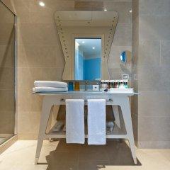 Отель Grande Albergo Delle Nazioni Бари ванная
