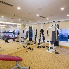 Апартаменты Dendro Gold Apartment Нячанг фитнесс-зал фото 2