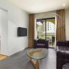 Ramada Hotel & Suites by Wyndham JBR Дубай комната для гостей фото 5