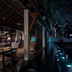 Отель Alila Diwa Гоа гостиничный бар
