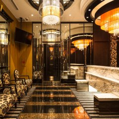 Apa Hotel Iidabashi-Ekimae интерьер отеля фото 3