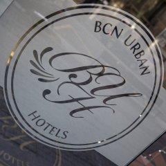 Отель Bcn Urbany Hotels Gran Ronda Барселона развлечения