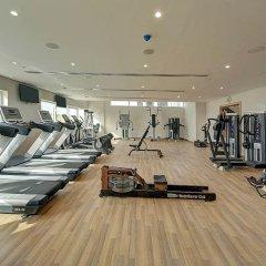 Al Khoory Atrium Hotel фитнесс-зал фото 2