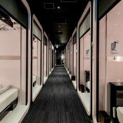 Отель First Cabin Akasaka Япония, Токио - отзывы, цены и фото номеров - забронировать отель First Cabin Akasaka онлайн интерьер отеля фото 2