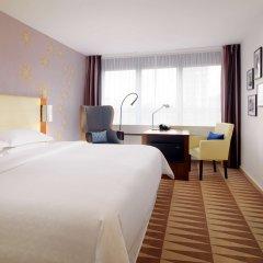 Отель Sheraton München Westpark Hotel Германия, Мюнхен - 1 отзыв об отеле, цены и фото номеров - забронировать отель Sheraton München Westpark Hotel онлайн комната для гостей фото 2