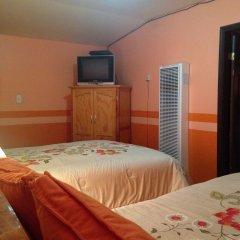 Отель Casa Margaritas Мексика, Креэль - 1 отзыв об отеле, цены и фото номеров - забронировать отель Casa Margaritas онлайн комната для гостей фото 3