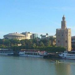 Отель Monte Triana Испания, Севилья - отзывы, цены и фото номеров - забронировать отель Monte Triana онлайн приотельная территория