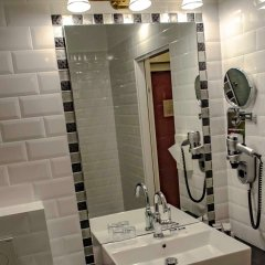 Отель Mercure Secession Wien Австрия, Вена - 5 отзывов об отеле, цены и фото номеров - забронировать отель Mercure Secession Wien онлайн ванная