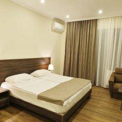 Отель MGK комната для гостей фото 5