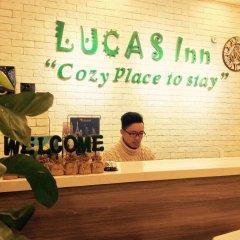 Отель Lucas Inn Далат интерьер отеля