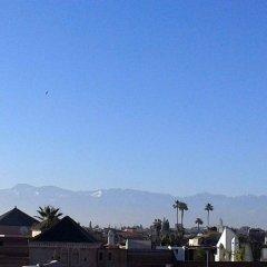 Отель Riad Jenaï Demeures du Maroc Марокко, Марракеш - отзывы, цены и фото номеров - забронировать отель Riad Jenaï Demeures du Maroc онлайн балкон