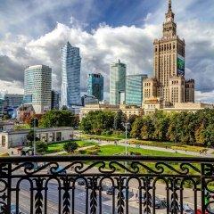 Polonia Palace Hotel балкон фото 2