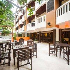 Отель Rattana Hill Патонг питание