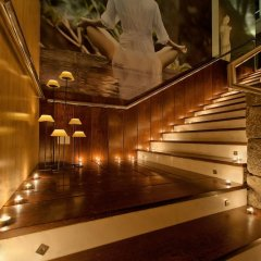 Hotel Balneario La Hermida сауна