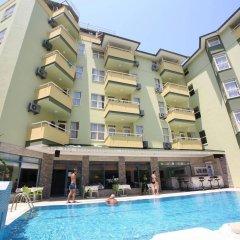 Апарт Отель ALMERA PARK бассейн