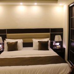 Отель Shaqilath Hotel Иордания, Вади-Муса - отзывы, цены и фото номеров - забронировать отель Shaqilath Hotel онлайн комната для гостей фото 2