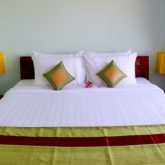 Отель Hoi An Sea Sunset Homestay комната для гостей