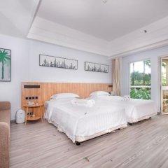 Отель Cactus Resort Sanya комната для гостей фото 4