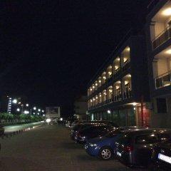 TM Deluxe Hotel Солнечный берег парковка