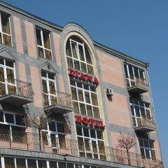 Diana Hotel Горис вид на фасад