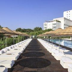Su & Aqualand Турция, Анталья - 13 отзывов об отеле, цены и фото номеров - забронировать отель Su & Aqualand онлайн приотельная территория