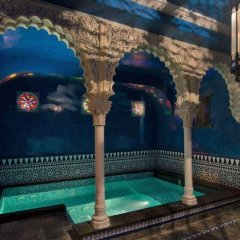 Отель Manos Premier Бельгия, Брюссель - 1 отзыв об отеле, цены и фото номеров - забронировать отель Manos Premier онлайн бассейн фото 3