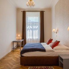 Апартаменты Apartments 39 Wenceslas Square комната для гостей фото 3