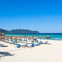 Отель Aparthotel Blue Sea Gran Playa пляж