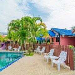 Отель Phaithong Sotel Resort бассейн фото 3