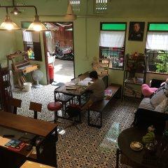Baan Talat Phlu - Hostel питание