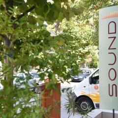 Sound Suite Hotel Риччоне парковка